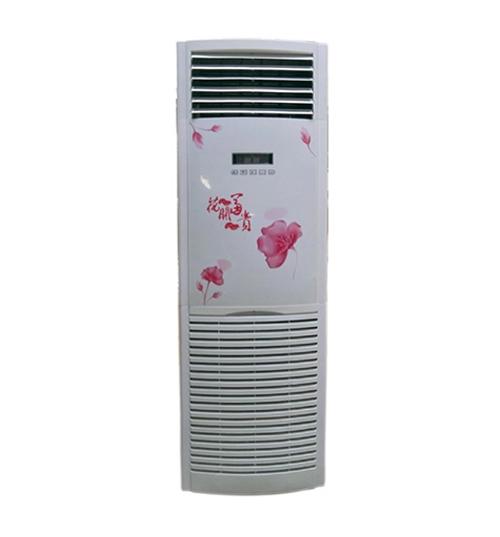 花开富贵款柜式水空调